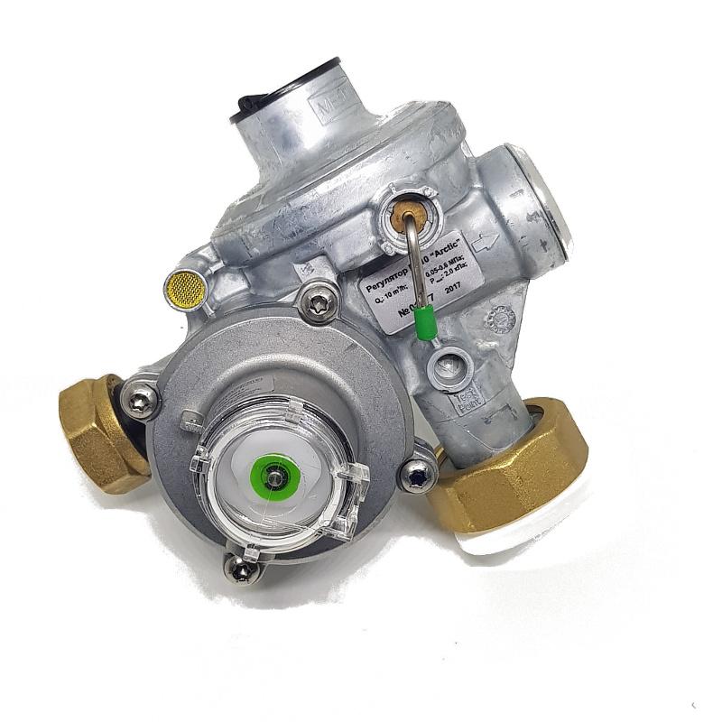 регуляторы давления газа рдг 25